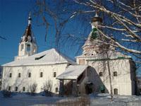 Покровская церковь - памятник архитектуры XVI-XVII вв.