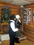 Выставка в доме Тол Бабая