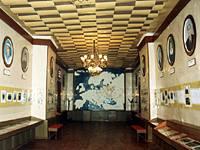 Главный зал Черемшанского мемориального центра