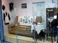 Фрагмент экспозиции Интерьер квартиры 1950-х годов