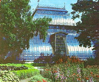 Экспозиции: Ботанический сад. Петербург, Аптекарский остров