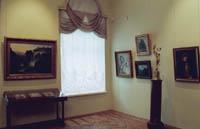 Экспозиция музея изобразительных искусств. Зал Русское искуство первой половины XIXв