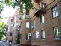 Здание, где находится Волгоградская областная детская художественная галерея
