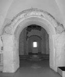 Портал XVI в. домового храма Ивана IV Грозного, открытый В. В. Кавельмахером