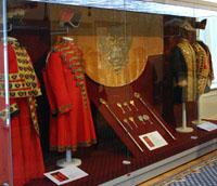 Музей геральдики - экспозиция Эрмитажа в Константиновском дворце