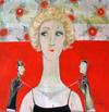 Анна Силивончик А мне идут бриллианты 2008г. Галерея на Солянке