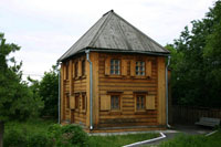 Дом декабриста И.Д. Якушкина