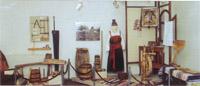 Один из комплексов экспозиции зала этнографического музея