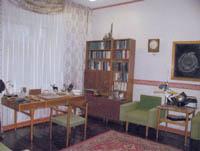Рабочий кабинет М.К.Янгеля