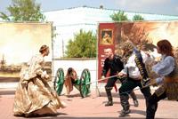 Военно-исторический театр Несокрушимые