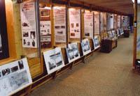 Фрагмент экспозиции Летописи цехов и отделов