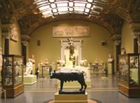 Экспозиции: Искусство Древнего Рима. Слепки