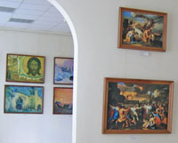 Выставочный центр Радуга (г. Чапаевск)