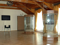 Интерьер Выставочного зала