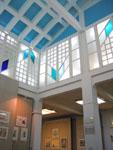 Вид экспозиции Мурманского художественного музея