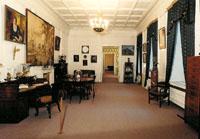 Фрагмент интерьера Шереметевского дворца