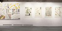 Вид экспозиции Государственного центра современного искусства (ГЦСИ)