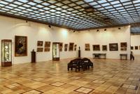 Зал постоянной экспозиции XIX в.