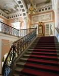 Парадная лестница Павловского дворца