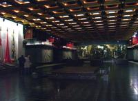 Монумент героическим защитникам Ленинграда. Подземный зал памяти