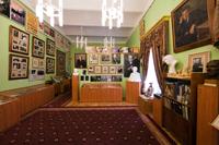 Выставочный зал Музея имени Н.Г. Рубинштейна