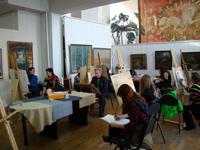 Студия рисунка и акварели для взрослых