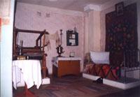 Экспозиция Интерьер комнаты. 20-30-е гг.