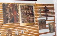 Фрагмент экспозиции История храма с. Антоновка