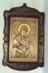 В.И.Бабуров, Е.И.Платонова икона Пресвятая Богородица Утоли моя печали 90-е гг 20в