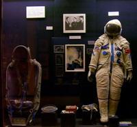 Музей космонавтики и ракетной техники. Снаряжение космонавта