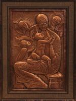 Выставка работ Бориса Щербакова.