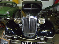 Horch-853 1935, Germany