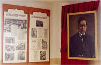 С. Яхшибаев. Прижизненный портрет Г. Кариева. 1915 г.
