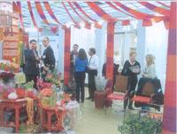 3-я Международная ярмарка украшения жилья и человека Ambiente Rossija