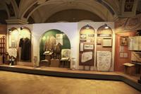Фрагмент экспозиции История Троицкого Калязинского монастыря