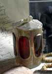 Постоянная экспозиция музея А.Ахматовой
