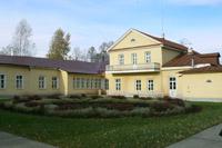 Вид дома Чайковских со двора