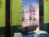 Фрагмент экспозиции Дом-музей  А.Ф. Можайского