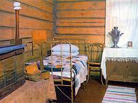 Спальня матери