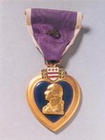 Медаль Пурпурное сердце с четырьмя дубовыми листьями
