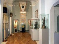 Экспозиция, посвященная истории Казанского ханства