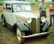 BMW-303. 1933 г.