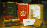 Библиотека в кабитене князя Н.Б. Юсупова (быв. Юсуповский дворец)