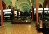 Нижний экспозиционный зал