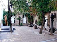 Музей Ю.Г.Орехова (бывшая мастерская)