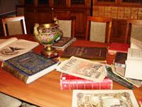 Открытие экспозиции читального зала Библиотеки Д.Г. Бурылина