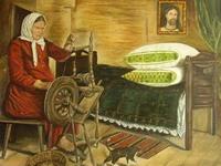 Выставка наивной живописи Витаутаса Пастарнокаса.