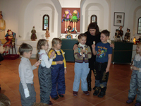 Интерактивная экскурсия по выставке кукол Её величество кукла
