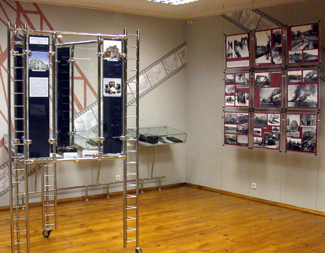 Экспозиции: Зал XX в. Музей Симбирская фотография