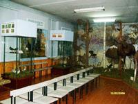 Зал флоры и фауны Егорьевского района